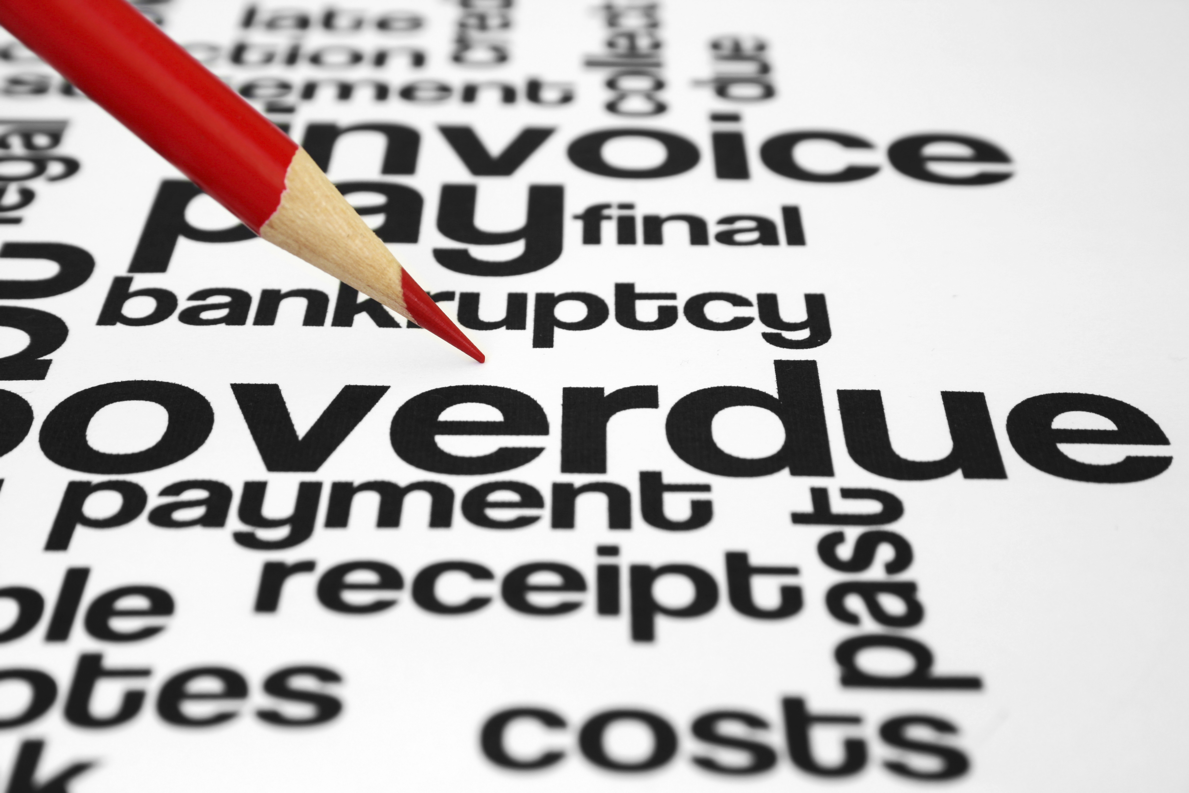 How To Manage Your Accounts Receivable Barb Woods - Invoice not paid